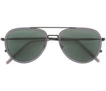 Klassische Oversized-Pilotenbrille