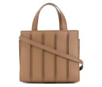 Handtasche mit Schlitzen