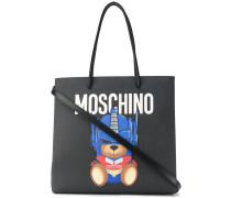 Shopper mit Teddybär-Logo
