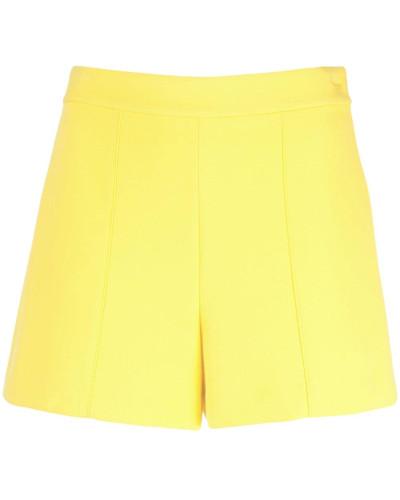 Kurze Shorts mit hohem Bund