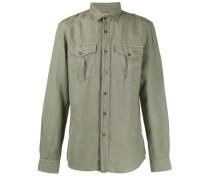 Military-Hemd mit Brusttaschen