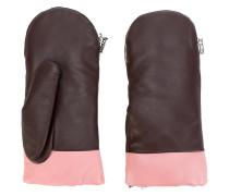 zipped mittens