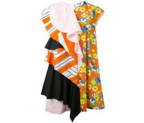 Gerafftes Kleid - women - Baumwolle - 40