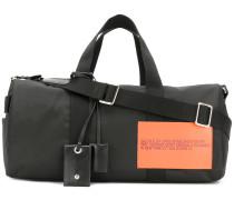 Reisetasche mit Patch