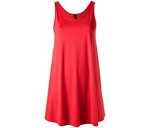 round neck beach dress