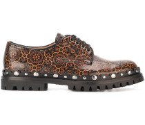 Schuhe mit Muster