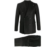 'Super 110s' Anzug mit Nadelstreifen