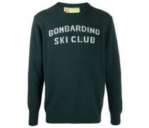 'Bombardino Ski Club' Pullover