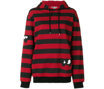 striped Swallows hoodie