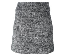 - Tweed-Minirock - women - Polyester/Elastan - 4