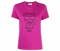 Karl Ikonik Outline T-Shirt