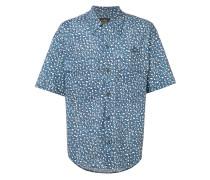 'Leo' Hemd mit kurzem Arm - men - Baumwolle - S