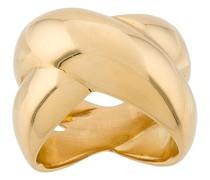 Verschlungener 'Lhassa' Ring