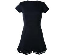 Kleid mit Ösenverzierung - women