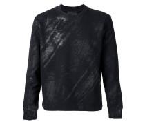 Swetshirt mit Rundhalsausschnitt