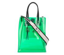 Mini Shopper mit Sheer-Effekt