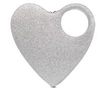 Heart Swipe Clutch