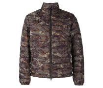 - Daunenjacke mit Camouflage-Print - men