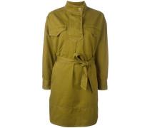 Kurzes Jeanskleid - women - Baumwolle - 38