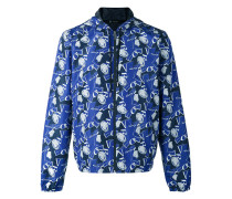 Jacke mit Medusa-Print - men - Polyester - 48