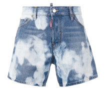 'Lavaggio' Jeans-Shorts