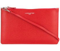 zipped clutch