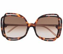 Ovale Valentina Sonnenbrille