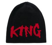 King beanie hat