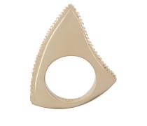 Ring mit Haifisch-Design