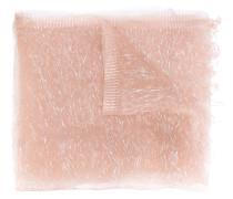 Seidenschal mit metallischen Nähten - men