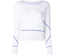 Langarmshirt mit Stickerei - women