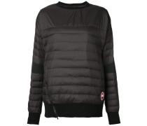 'Bowron' Daunen-Sweatshirt