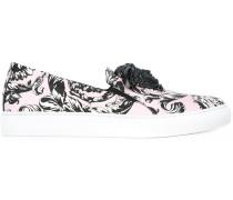 'Palazzo Medusa' slip-on sneakers