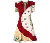 Kleid mit Print-Mix - women - Seide/Bemberg