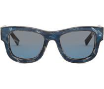 Eckige 'Domenico' Sonnenbrille
