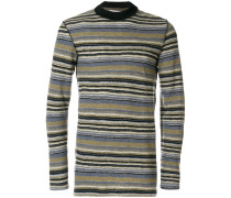 extra slim knitted jumper