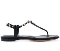 Sandalen mit Kettenriemen