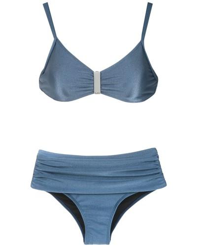 'Anne' Bikini mit hohem Bund