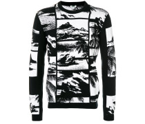 "Pullover mit ""Tropical Ice""-Print"