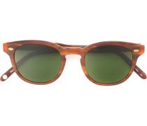 Matte 'Warren' Sonnenbrille - unisex - Acetat