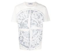 T-Shirt mit Camouflage-Print