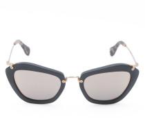 'Noir' Sonnenbrille - women - Acetat