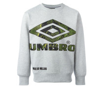 x Umbro Sweatshirt mit Print