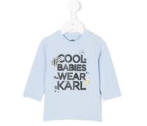 'Cool Babies Wear Karl' Oberteil