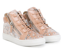 'The Dazzling Junior' High-Top-Sneakers