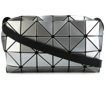 Handtasche mit geometrischer Struktur