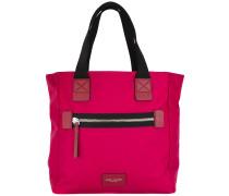 Shopper mit Reißverschlusstaschen