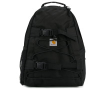 utility logo backpack