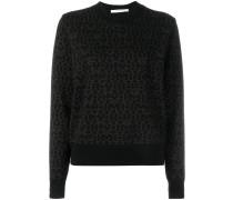 Pullover mit Sterne-Print - women