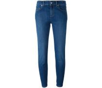 - Cropped-Jeans mit Taschen - women